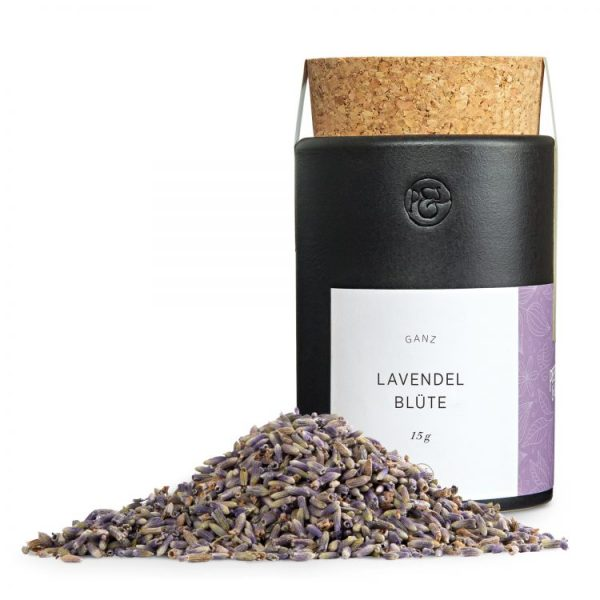 Lavendelblüte - Pfeffersack & Söhne