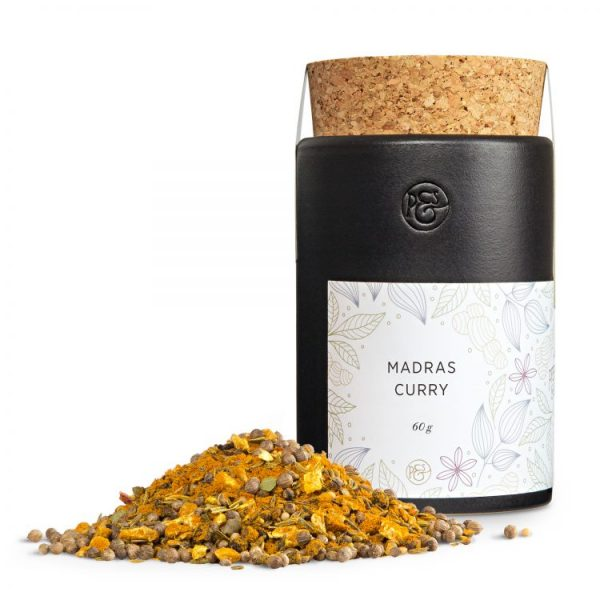 Madras Curry - Pfeffersack & Söhne