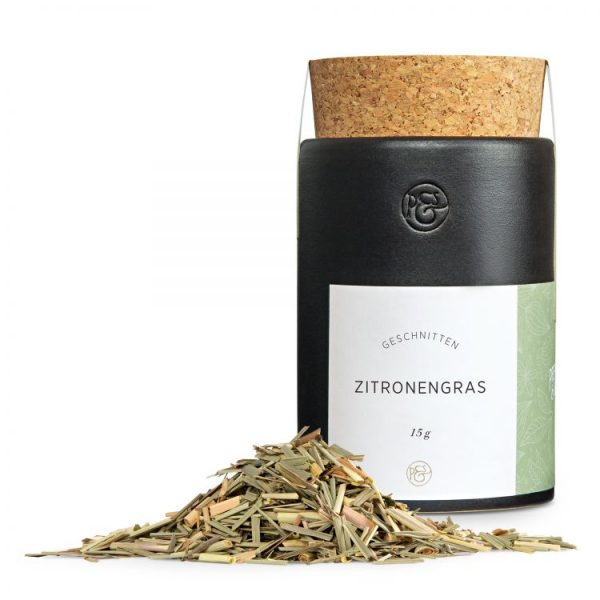 Zitronengras - Pfeffersack & Söhne